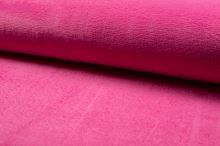 Coral fleece - wellsoft sytě růžový, š.145