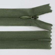 Zip skrytý šatový 3mm délka 20cm, barva 327