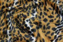 Kožešina zvířecí, levhart, š.150