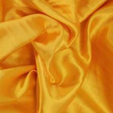 Podšívka saténová žlutá š.150