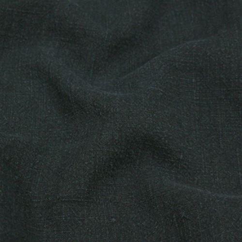 Ľan tmavo sivý predpraný 16780, 250g / m, š.140