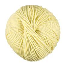 Priadza WOOLLY 50g, bledo žltá - odtieň 092