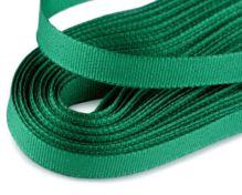 Stuha taftová zelená, šíře 4mm, 10m