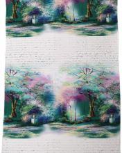 Úplet stromové zátišie a písmo, š.175