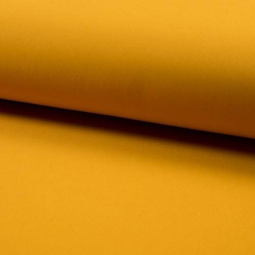 Softshell žltý, š.145