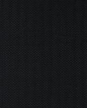 Autokoženka perforovaná čierna, š.140