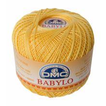 Babylo 50g, síla 10, žlutá - odstín 743
