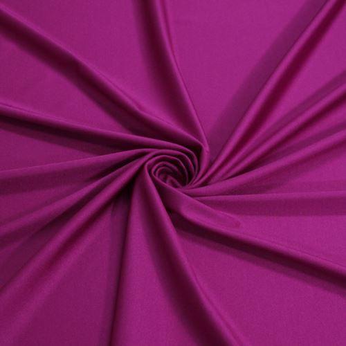 Plavkovina, úplet růžovo-fialový, š.150
