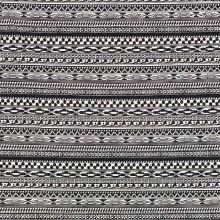 Kostýmovka 18125, čierno-biely vzor S.125