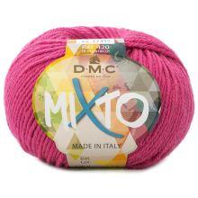 Priadza MIXTO 50g, ružová - odtieň 045
