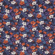 Úplet fialový, hrdzavý kvet š.150