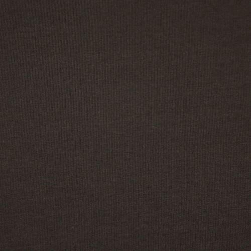Teplákovina čokoládově hnědá, š.155