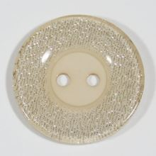 Gombík béžový, priemer 30 mm