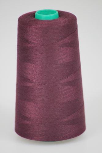 Niť KORALLI polyesterová 120, 5000, odtieň 2790, fialová