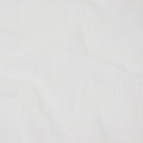 Len opticky bílý 17073, předepraný, 250g/m, š.135