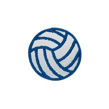 Reflexná nažehlovačka stredná - lopta basketbalová