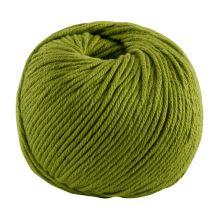 Příze NATURA MEDIUM 50g, zelená - odstín 08