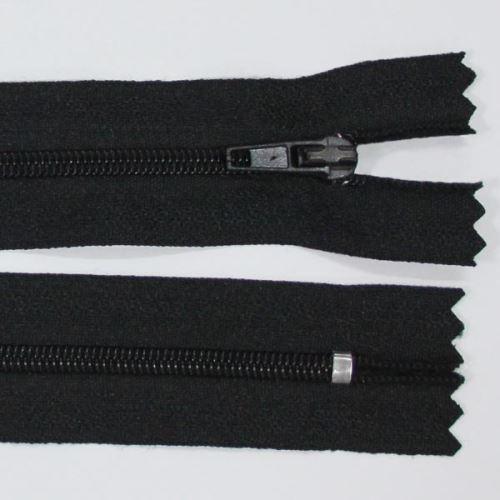 Zip spirálový 3mm délka 18cm, barva 332