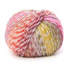 Příze SHINE 100g, barevný mix - odstín 0130
