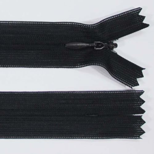 Zip skrytý šatový 3mm délka 65cm, barva 332