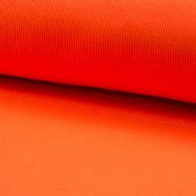 Náplet žebrovaný RIB 2/2, oranžový neon, š.2x35