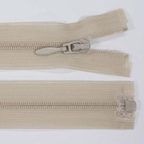 Zips skrytý 3mm dĺžka 45cm, farba 307 (deliteľný)