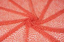 Čipka oranžová, š.135