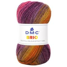 Příze BRIO 100g, barevný mix - odstín 405