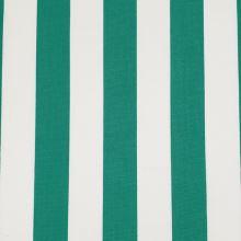 Lehátkovina zeleno-biely pruh, š.45