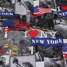 Bavlna NEW YORK š.140