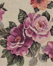 Dekoračná látka ROZA, ruže, š.280