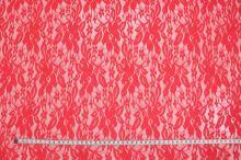 Čipka 16504 lososová, š.150
