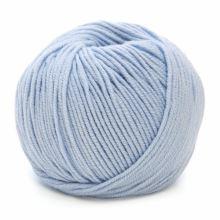 Priadza HOLLIE 50g, bledo modrá - odtieň 002