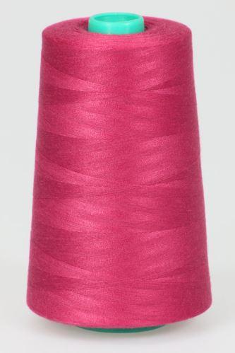 Niť KORALLI polyesterová 120, 5000Y, odtieň 3640, ružová