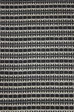 Kabátovina čiernobiely vzor, š.150