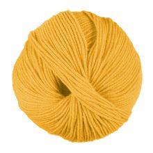 Příze WOOLLY 50g, sytě žlutá - odstín 095