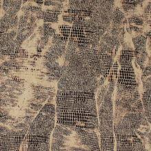 Kostýmovka béžová, zvieracia tlač, š.135