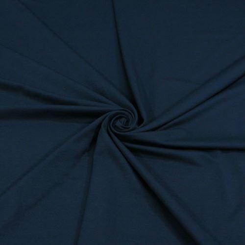 Úplet modrý 16232, 250g/m, š.155