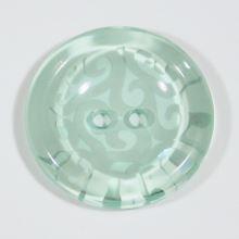Knoflík mint, průměr 25 mm