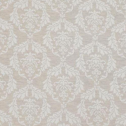 Dekoračná látka NIGHT 007B, listy v ornamentoch, š.280