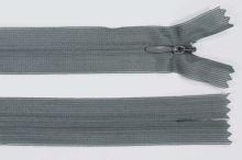 Zip skrytý šatový 3mm délka 55cm, barva 319