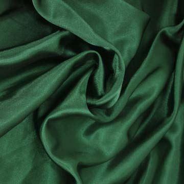 Podšívka saténová zelená š.150