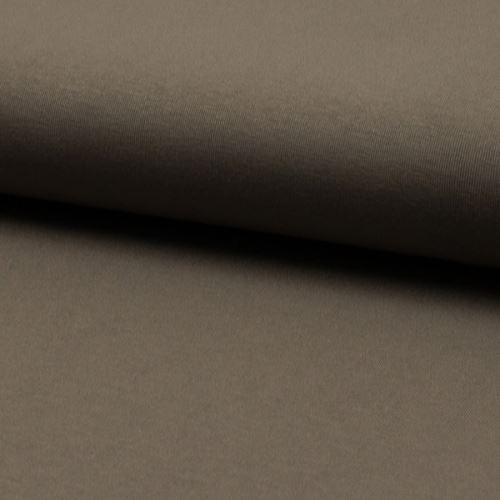 Úplet šedo-hnedý 17058, 210g/m, š.150