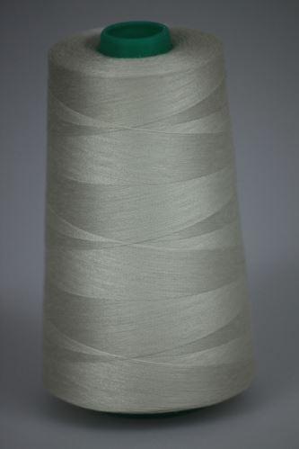 Niť KORALLI polyesterová 120, 5000Y, odtieň 1125, béžová