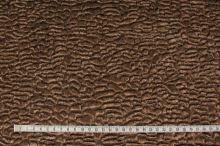 Umělá kožešina hnědý persián, š.150