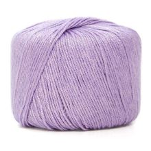 Příze ANGEL 50g, fialová - odstín 110