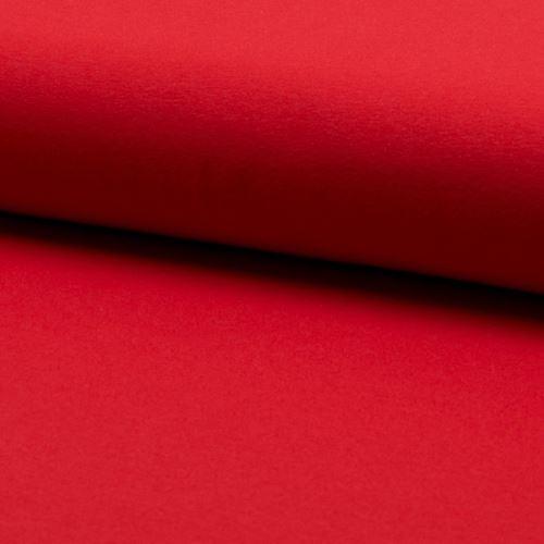 Úplet SINIT červený, 220g/m, š.160