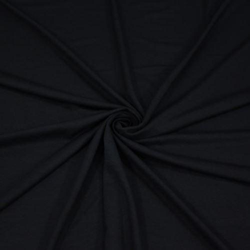 Úplet čierny 14863, 250g/m, š.155