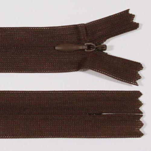 Zip skrytý šatový 3mm délka 20cm, barva 303