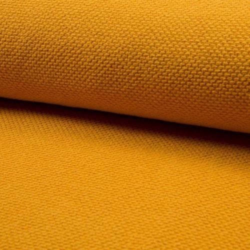Bavlněné froté BEBE žluté, 390g/m, š.135